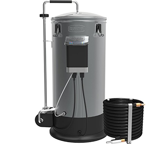 Eagle AG600 The Grain Father, All Grain Brewing System, 120V, Silver