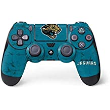 SkinIt Decal Gaming Skin for Sony Playstation 4/PS4 Dual Shock4 Controller - Distressed NFL (Renewed)