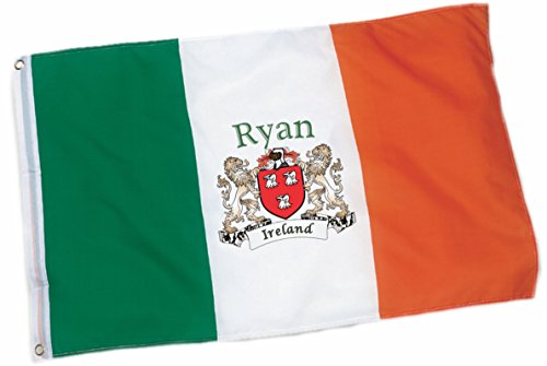 Ryan Irish Coat of Arms Flag – 3'x5′ Foot