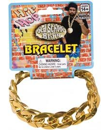 Gold Costume Men (Gold Chain Link Bracelet Standard)