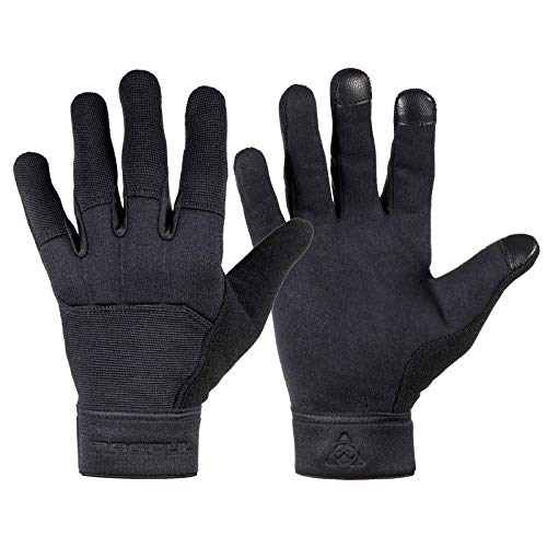 (Magpul Core Technical Lightweight Work Gloves, Black,)