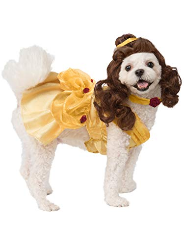 Rubie's Disney: Princess Pet Costume, Belle, Medium]()