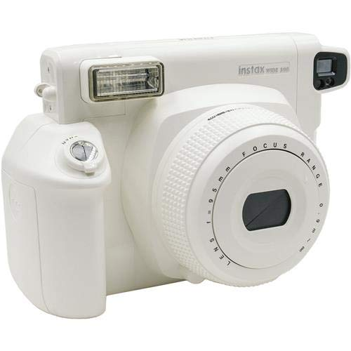 Fujifilm INSTAX Wide 300 Instant Film Camera, White