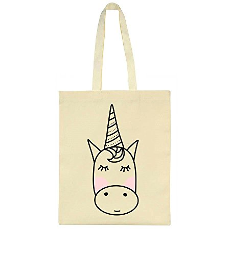Tote Unicorn Bag Super Cute Portrait Bag Tote Portrait Portrait Super Unicorn Super Unicorn Bag Tote Cute Cute vYOAqvU