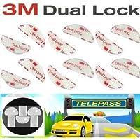 3M Dual Lock Adhesivo para Montaje Telepass Original