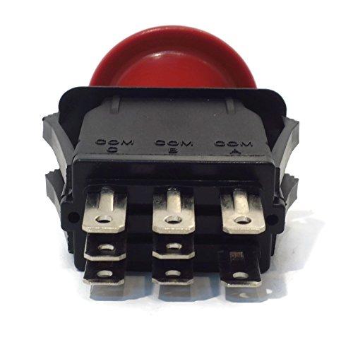 PTO CLUTCH SWITCH fits Toro SS3200 SS4200 SS4216 SS4235 S...