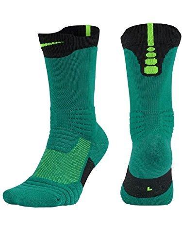 061f121c0f9 Nike Men s Elite Versatility Crew Basketball Socks (Large