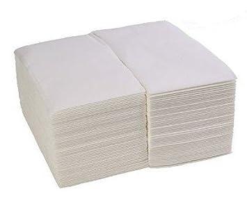 linen-feel desechables Toallas de invitados - Servilletas de papel de tela para cocina, cuartos de baño y eventos - Pack de 200: Amazon.es: Salud y cuidado ...