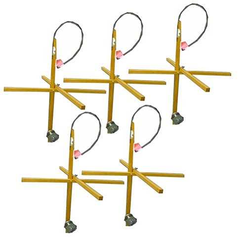 Model 88 Ice Fishing Tip-up 5 Pack