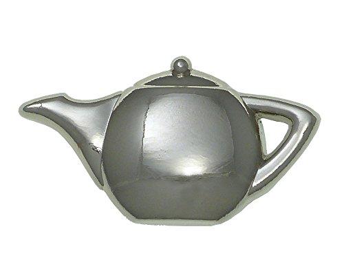 """Russell's Teapot"" Lapel Pin"