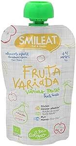 SMILEAT fruta variada pouch 100 gr