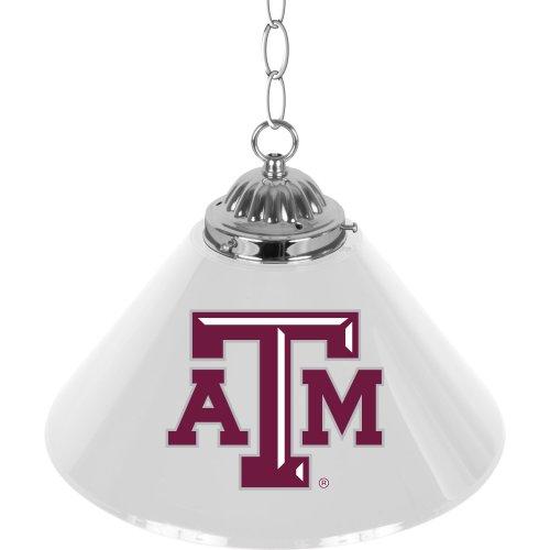- NCAA Texas A&M University Single Shade Gameroom Lamp, 14