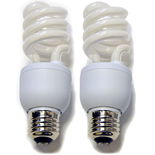 TWO-PACK - Sunblast 10.0 UV Reptile Compact Fluorescent Bulb (13 Watts) by Big Apple Pet Supply