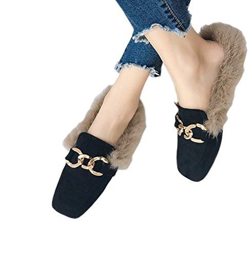 [もうほうきょう] シューズ 単靴 女性用 スリッポン モーモ靴 トットちゃん靴 秋冬の新型 学生平底