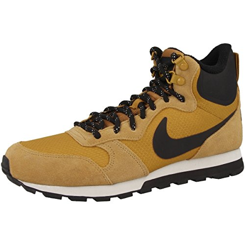 NIKE Mens MD Runner 2 Mid Premium Shoe Beige-brown hTxv0G9