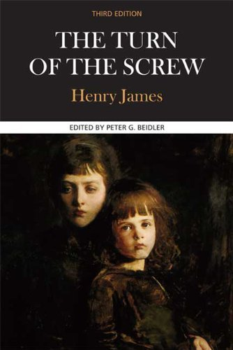 The Turn of the Screw: A Case Study in Contemporary Criticism (Case Studies in Contemporary Criticism) by James, Henry 3rd (third) Edition [Paperback(2009)] - Contemporary Screws