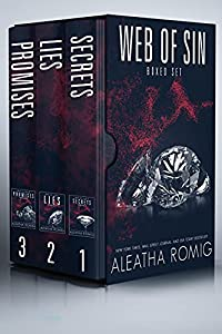 Web of Sin : Boxed Set