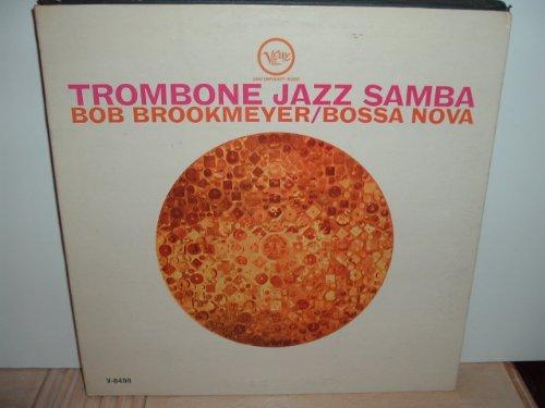 Bob Brookmeyer - Trombone Jazz Samba - Bossa Nova - 1962 Verve vinyl LP.
