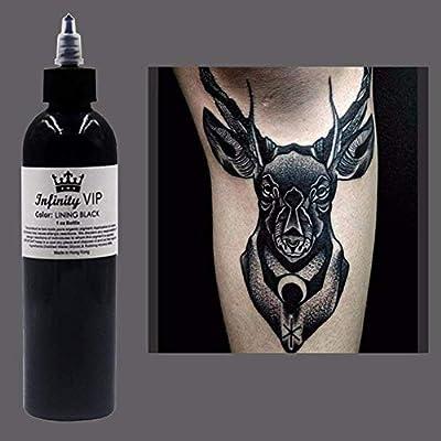Tatuaje y cuerpo Arte Tinta del tatuaje negro Tatuaje Pigmento ...