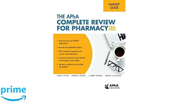 The apha complete review for pharmacy 9781582122816 medicine the apha complete review for pharmacy 9781582122816 medicine health science books amazon fandeluxe Gallery