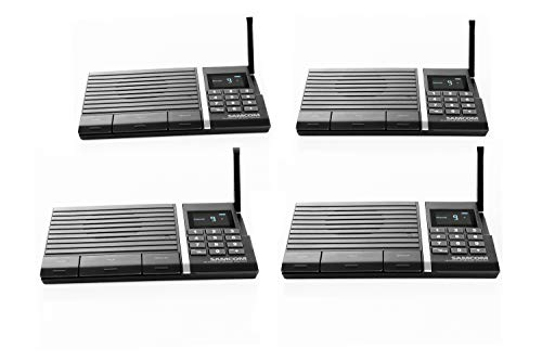 Samcom Digital 10-Channel FM Wireless
