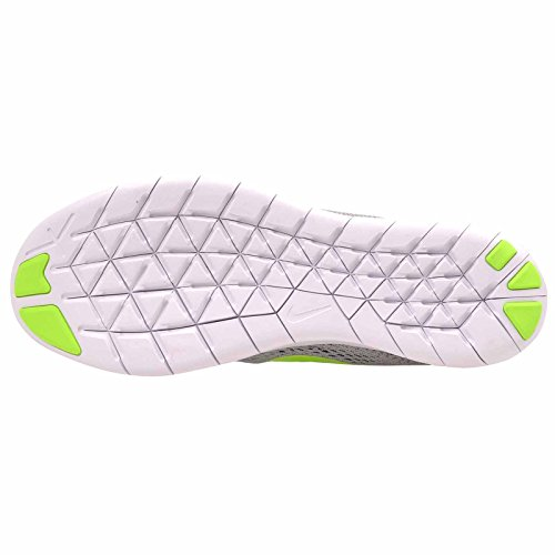 Nike Men's Free Training Running Shoes Plateado (Pr Platinum / Elctrc Grn-anthrct) 7piRtp9FNA