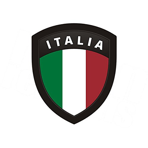 MAGNET Italia Flag Shield 3