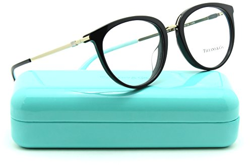 Tiffany & Co. TF 2148-F Women Eyeglasses RX - able Frame Asian Fit 8001, - Tiffany Frames Glass