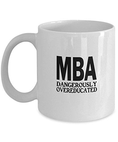 MBA Graduation Gift Coffee Mug