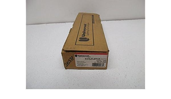 Universal Lighting 443-L-SLH-TC-P Rapid Start Ballast 277V 443LSLHTCP