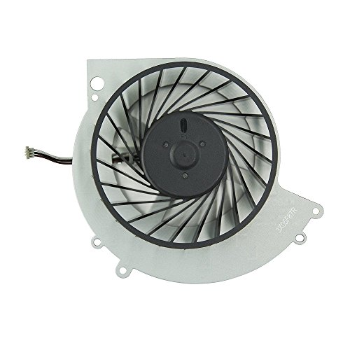 Rinbers® CUH-1001A 500GB Internal Cooling Fan Replacement Part KSB0912HE for SONY Playstation 4 (500 Gb Replacement)