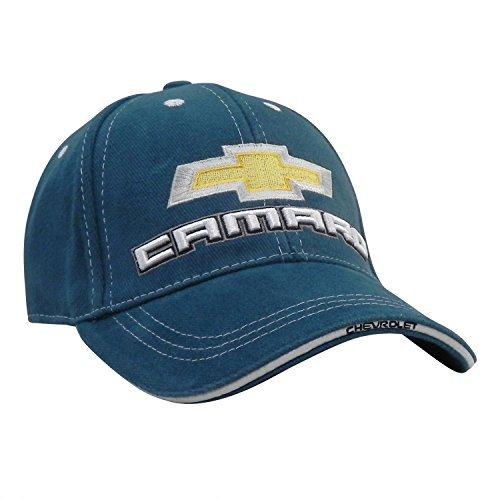 Chevrolet Camaro Blue Baseball Cap Baseball Hat