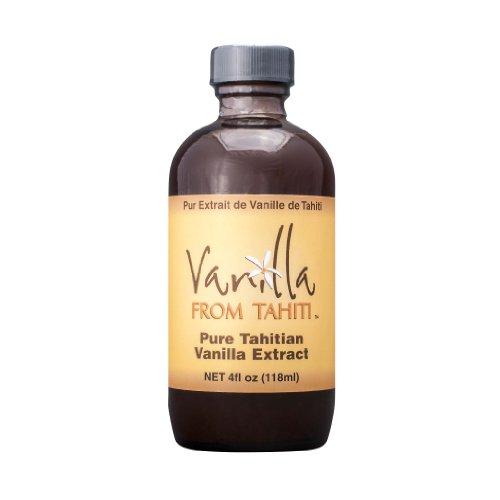 (Pure Tahitian Vanilla Extract (4 oz bottle))