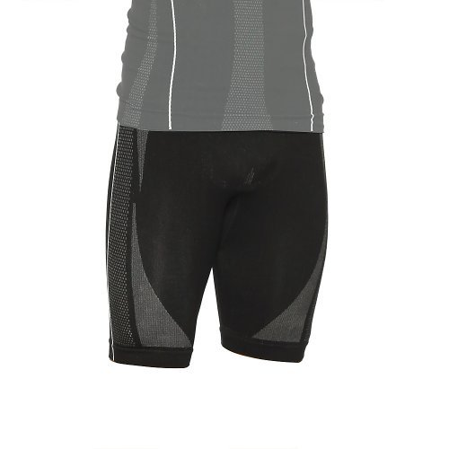 HEAT-OUT Base Layer Riding Shorts – XL, Black