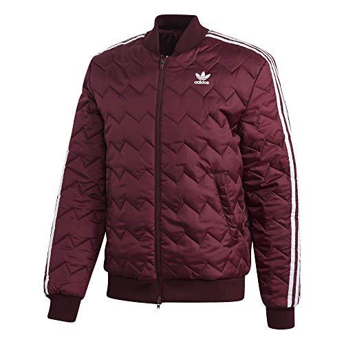 acolchada chaqueta Adidas hombre marr Sst n6OPOZqx