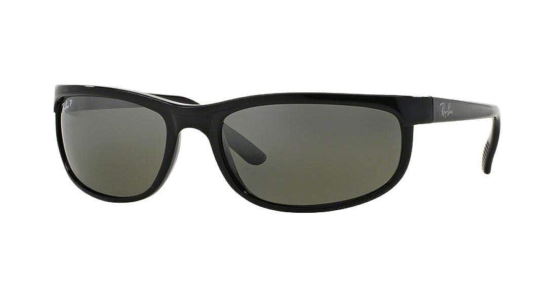 Amazon.com: anteojos de sol Ray-Ban Predator 2 RB2027 601/W1 ...