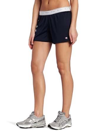 Champion Women's Reversible Mesh Short at Amazon Women's