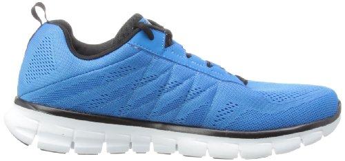 Power Blbk Chaussures de salle Switch homme Synergy Bleu sports Skechers en qxvwpp