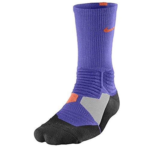 acceso Sierra idea  Nike Hyper Elite Crew Basketball Socks Mens Style : Sx4801, Purple/Orange/Black,  Shoe Size Men's 6-8/ Women's 6-10- Buy Online in Aruba at  aruba.desertcart.com. ProductId : 24902713.