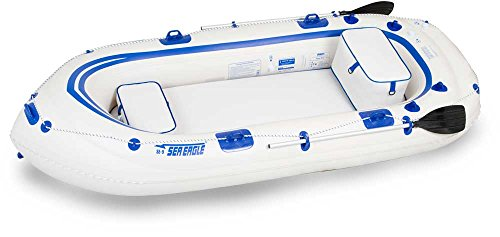 Sea Eagle SE9 11-Foot Motormount Inflatable Boat