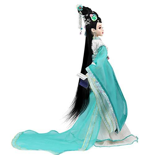 Ancient Halloween Costumes Bjd Doll - MEMIND Oriental Rhyme Song Dynasty Female