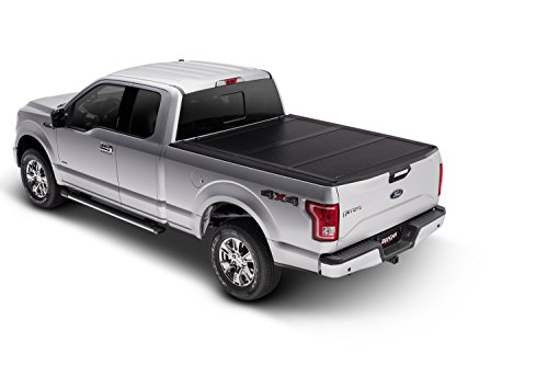 UnderCover Flex Hard Folding Truck Bed Tonneau Cover | FX31006 | fits 2009-2018 & 2019 Classic Dodge Ram 1500