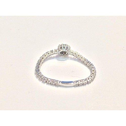 Bague Salvatore arzani Femme 17924or blanc diamant