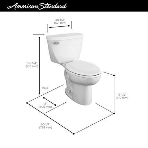 Awesome American Standard 2467 016 020 Cadet Right Height Elongated Pressure Assisted Two Piece Toilet White Gmtry Best Dining Table And Chair Ideas Images Gmtryco
