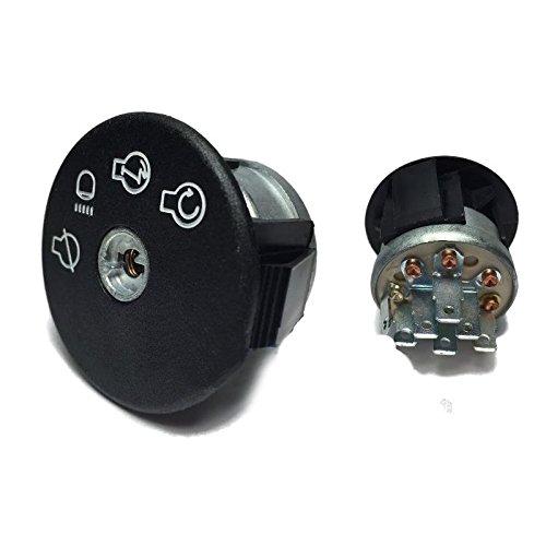 Ariens OEM Lawn Mower Key Switch 01588300 Fits Zoom Mini Zoom
