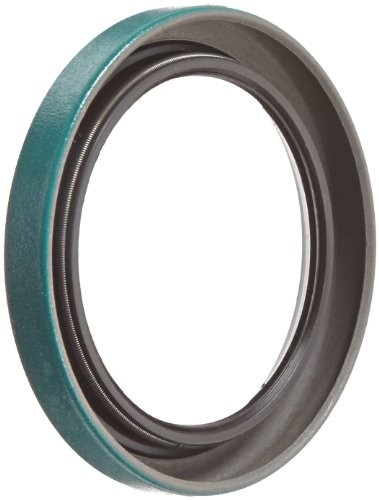 SKF 18039 LDS & Small Bore Seal, R Lip Code, CRW1 Style, Inch, 1.813'' Shaft Diameter, 2.437'' Bore Diameter, 0.313'' Width by SKF