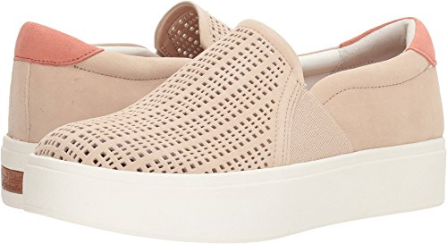 Dr. Scholl's Womens Abbot - Original Collection Palomino Suede Perf 9 M