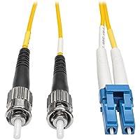 TRIPP LITE 25M Duplex Single Mode 8.3/125 Fiber Patch Cable LC/ST 82 (N368-25M)