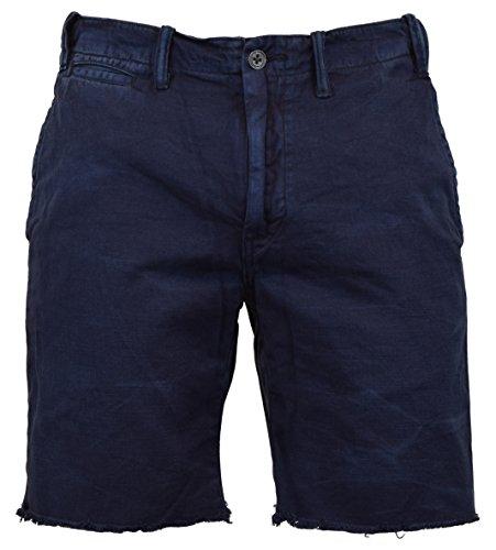 Polo Ralph Lauren Straight Fit Cutoff Chino Shorts (34, Newport ()