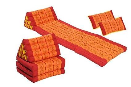 Amazon.com: Dreaming Tangerines Set: 2x Triangle 3-Fold ...